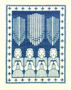〔Fremme〕 刺繍キット 30-2735