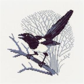 〔Fremme〕 刺繍キット 30-4784