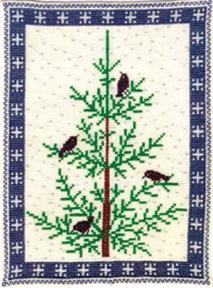 〔Fremme〕 刺繍キット 30-5409