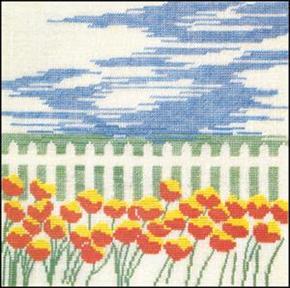 〔Fremme〕 刺繍キット 30-6365