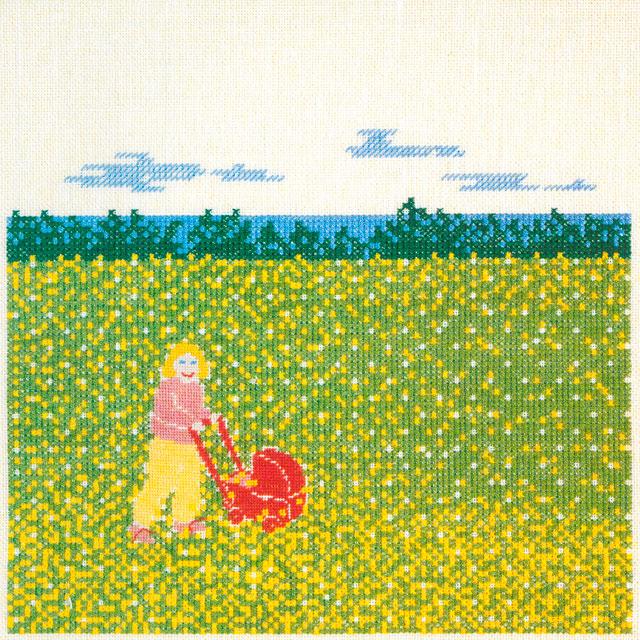 〔Fremme〕 刺繍キット 30-6466