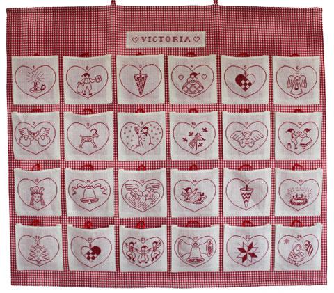 〔Fremme〕 刺繍キット 34-7001