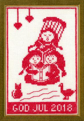 〔fru zippe〕 刺繍キット 70-0417
