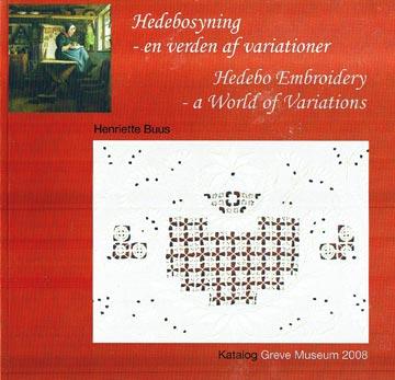 *〔Hedebo〕 Hedebo Embroidery (表裏表紙に多少のスレや汚れがありますことをご了承ください)