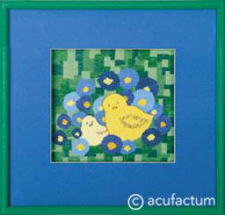 〔Acufactum〕 刺繍キット A-2322 <2月のおすすめキット>