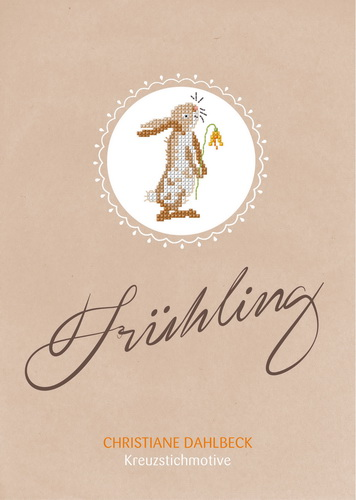 〔Fingerhut〕 図案集 B-124 Fruhling
