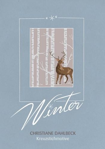 〔Fingerhut〕 図案集 B-127 Winter