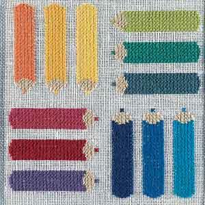 〔Bahmann〕 刺繍キット B30-9066 <9月のおすすめキット>