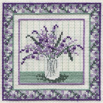 〔Derwentwater Designs〕 刺繍キット DW-FLR02