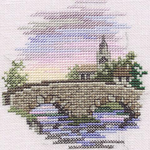 〔Derwentwater Designs〕 刺繍キット DW-MIN12 <6月のおすすめ>