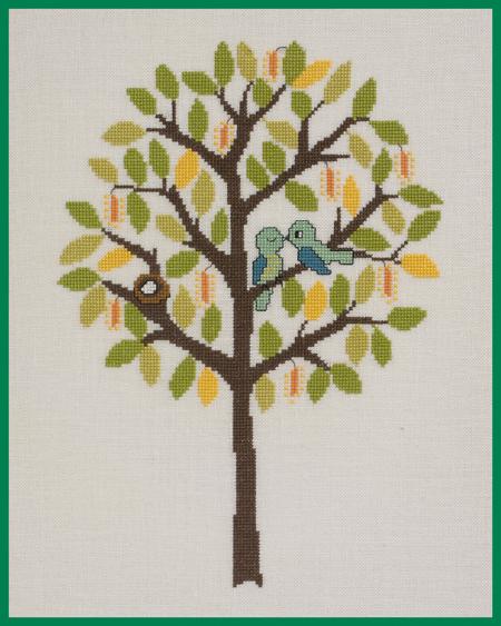 〔Eva Rosenstand〕 刺繍キット E12-259