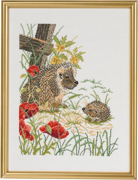〔Eva Rosenstand〕 刺繍キット E14-475