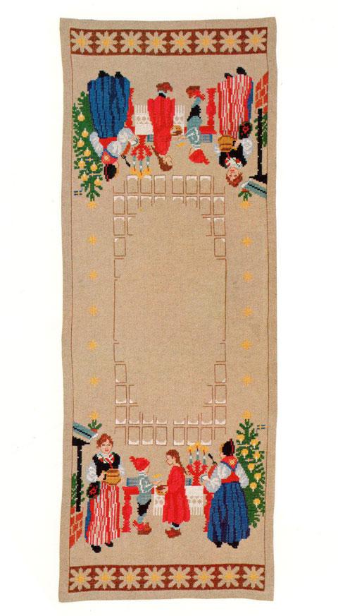 〔Ekwalls〕 刺繍キット EK-896