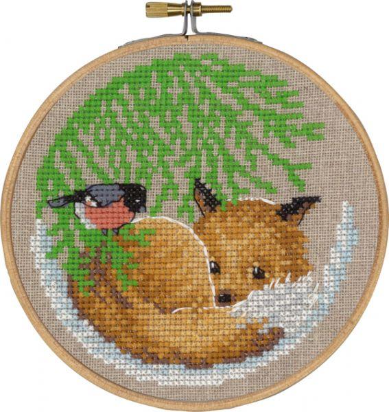 〔Permin〕 刺繍キット P13-8241 <9月のおすすめキット>