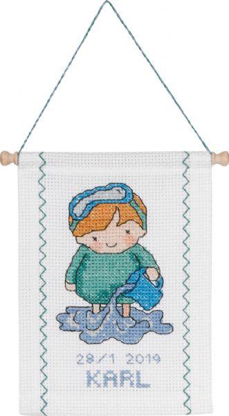 〔Permin〕 刺繍キット P13-8811