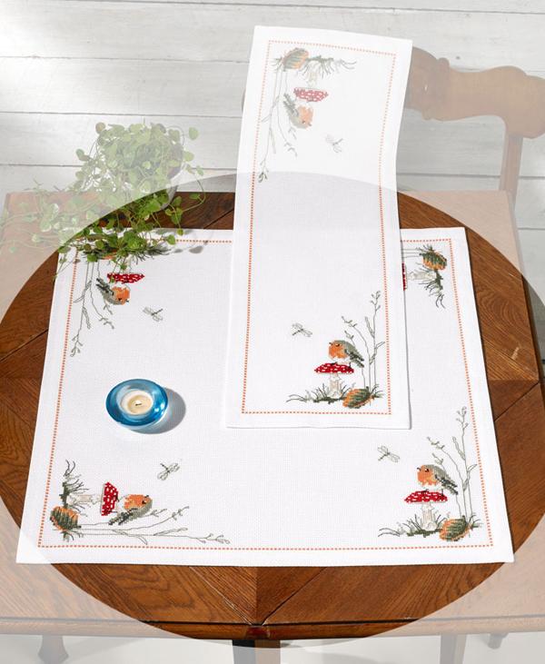 〔Permin〕 刺繍キット P27-0734
