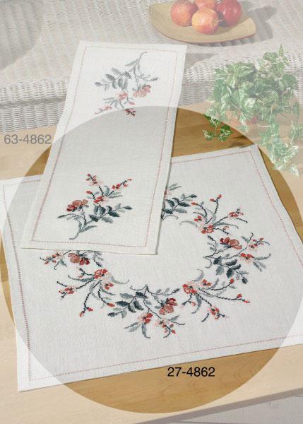 〔Permin〕 刺繍キット P27-4862 <4月のおすすめキット>
