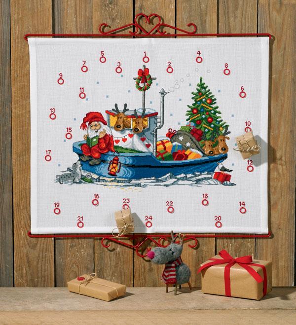 〔Permin〕 刺繍キット P34-0215
