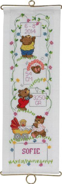 〔Permin〕 刺繍キット P36-3344
