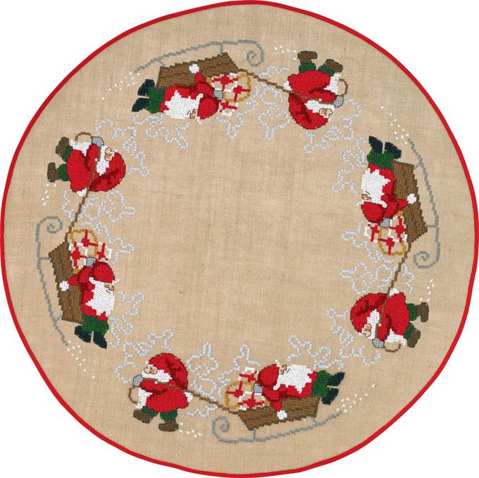 〔Permin〕 刺繍キット P42-0607