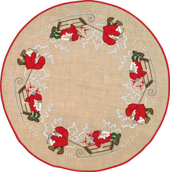〔Permin〕 刺繍キット P42-0608