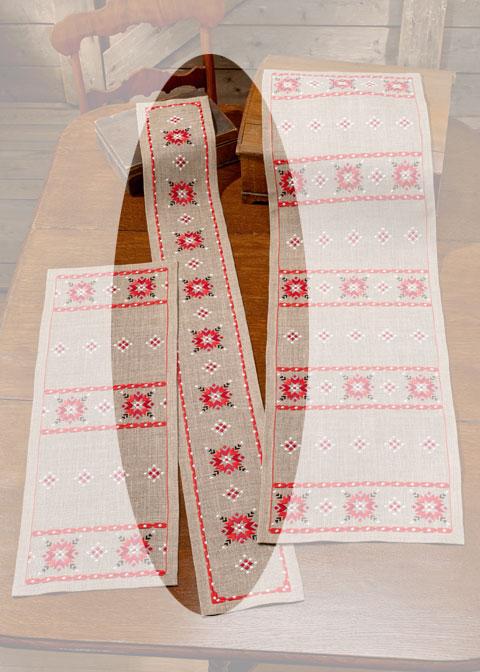 〔Permin〕 刺繍キット P65-7639