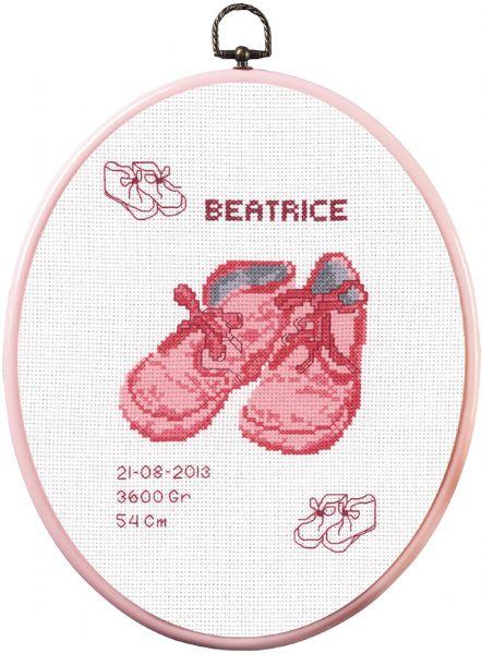 〔Permin〕 刺繍キット P92-2175