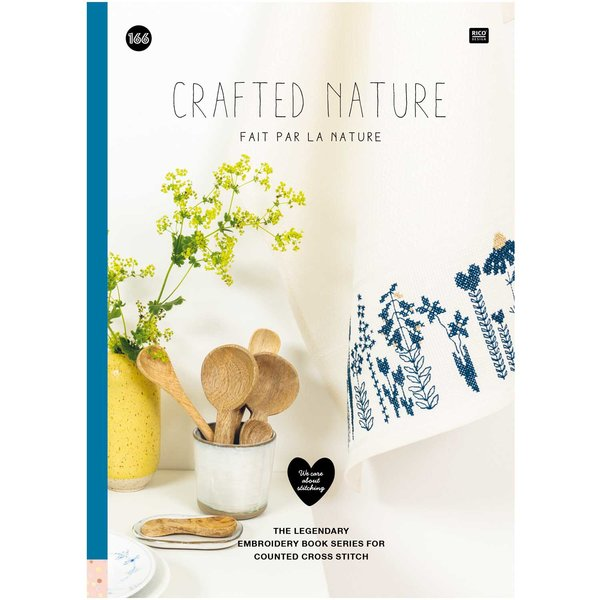 *〔Rico Design〕 図案集 No.166 Crafted Nature