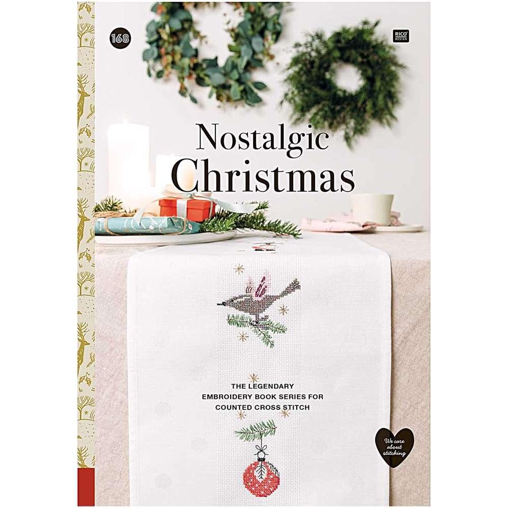 〔Rico Design〕 図案集 No.168 Nostalgic Christmas