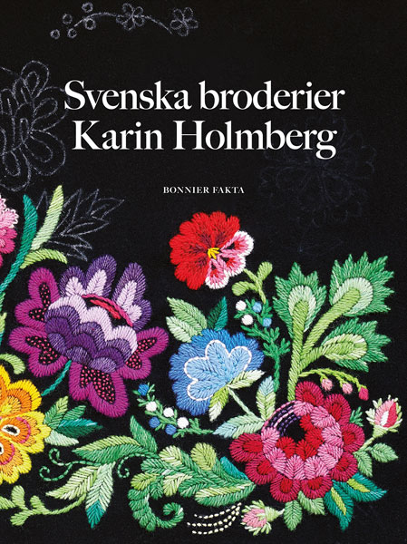 〔Book Karin Holmberg〕 Svenska broderier