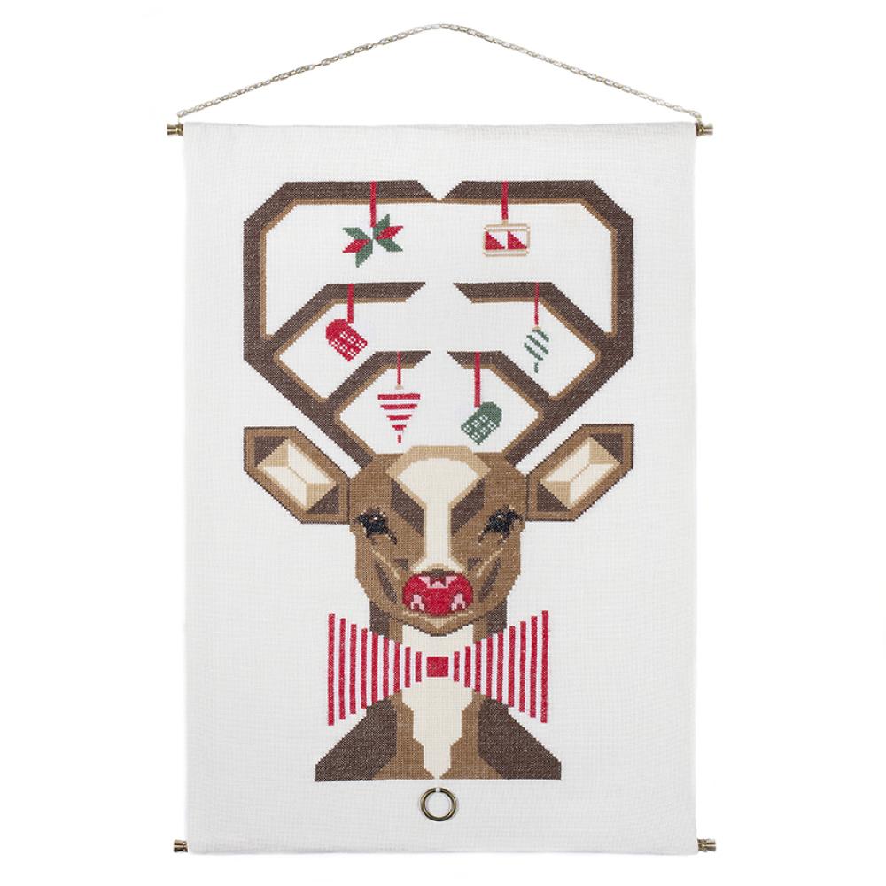 〔Tine Wessel〕 刺繍キット TW-16-30