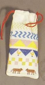 〔Fremme〕 刺繍キット 04-6592