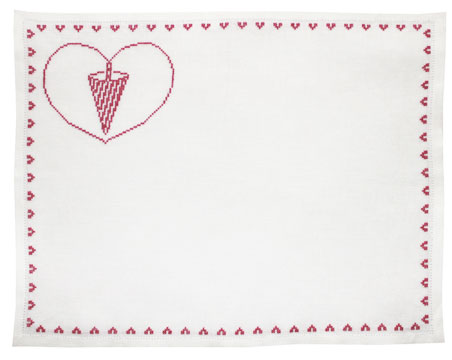 〔Fremme〕 刺繍キット 14-7007
