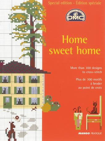 〔Mango〕 図案集 Home sweet home
