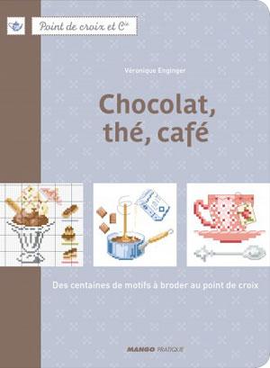 〔Mango〕 図案集 Chocolat, thé, café