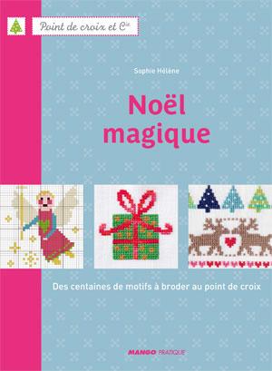 〔Mango〕 図案集 Noël magique