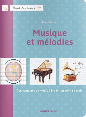 〔Mango〕 図案集 Musique et melodies