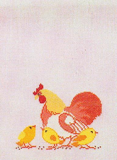 〔Fremme〕 刺繍キット 16-6588