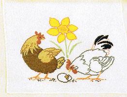 〔Fremme〕 刺繍キット 16-6590 ☆