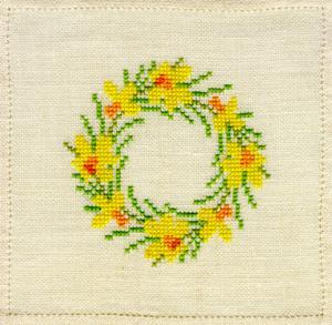 〔Fremme〕 刺繍キット 17-3490