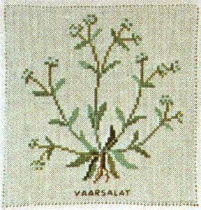 〔Fremme〕 刺繍キット 17-4670