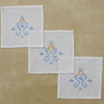 〔Fremme〕 刺繍キット 17-6925