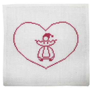 〔Fremme〕 刺繍キット 17-7004
