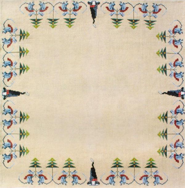 〔Fremme〕 刺繍キット 29-6993