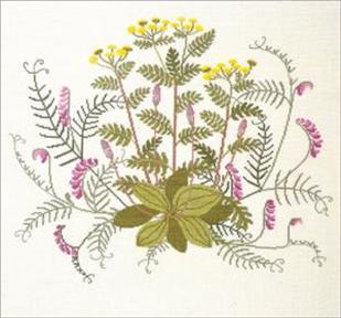 〔Fremme〕 刺繍キット 30-1639