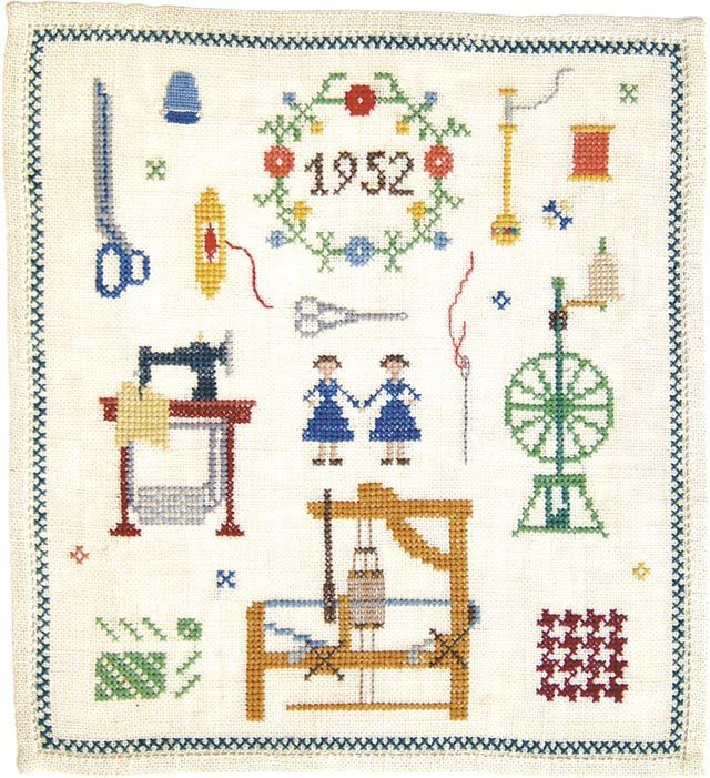 〔Fremme〕 刺繍キット 30-2613 【即日発送可】