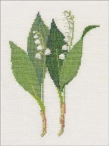 〔Fremme〕 刺繍キット 30-4317U
