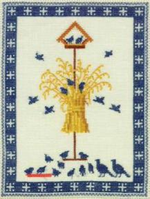 〔Fremme〕 刺繍キット 30-4336