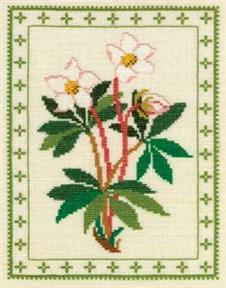 〔Fremme〕 刺繍キット 30-4841