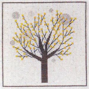 〔Fremme〕 刺繍キット 30-4876